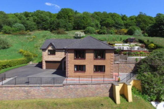 Thumbnail Detached house for sale in Hydro Avenue, Moffat