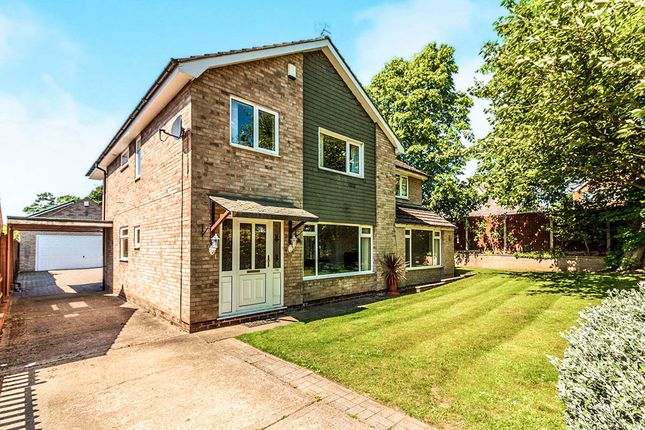 5 bed detached house for sale in Whiston Grange, Rotherham