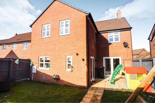 Rear View of Ivy Bank, Witham St Hughs LN6