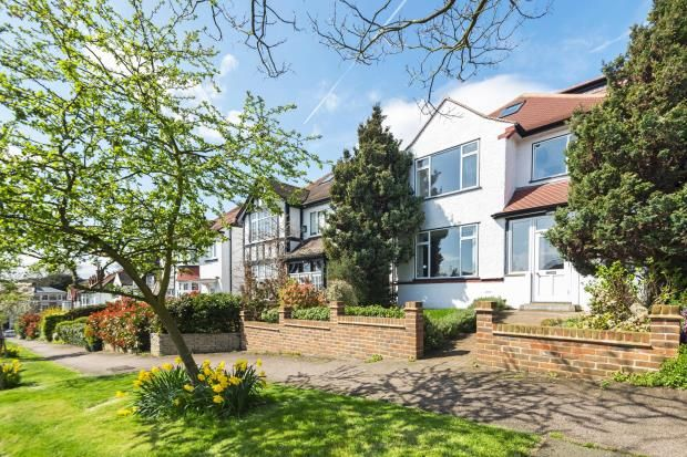 Thumbnail Detached house for sale in Makepeace Avenue, Holly Lodge Estate, London