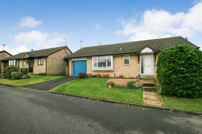 2 bed detached bungalow for sale in Vicarage Close, Holmesfield, Dronfield, Derbyshire S18