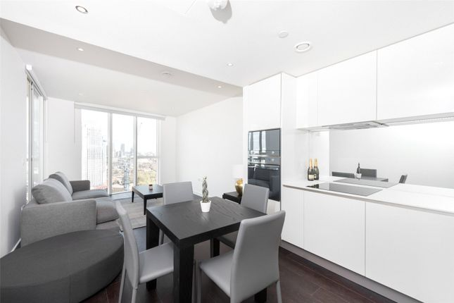 Thumbnail Flat for sale in Sky Gardens, Wandsworth Road, London