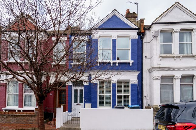 Thumbnail Terraced house to rent in Tennyson Road, London