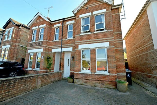 Thumbnail Semi-detached house to rent in Gwynne Road, Poole, Dorset