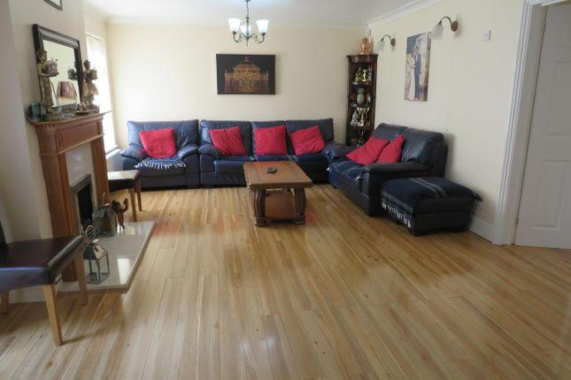 Living Room of Jersey Court, Little Billing, Northampton NN3
