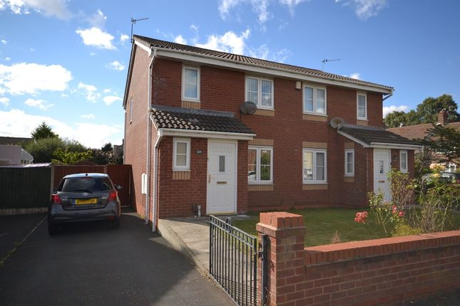 Thumbnail Semi-detached house to rent in Whitefield Drive, Liverpool