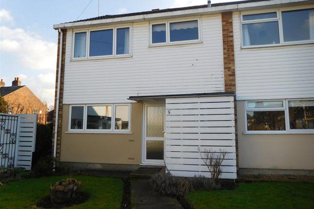 Thumbnail End terrace house for sale in Elmstead Close, Riverhead, Sevenoaks
