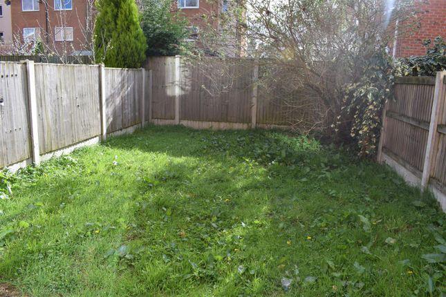 Garden of Hatchley Street, Grove Village, Manchester M13