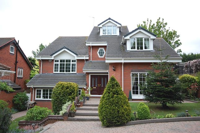 Thumbnail Detached house for sale in Oakfield Avenue, Gateacre, Liverpool