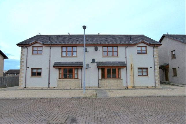 Thumbnail Flat to rent in Calcots Crescent, Elgin
