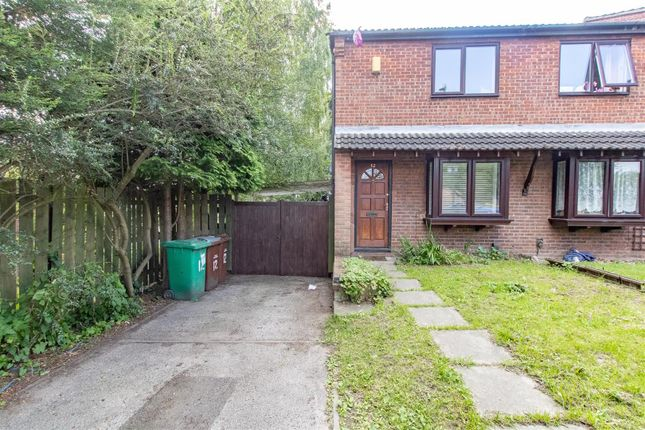 2 bed terraced house to rent in Portland Court, Sherwood, Nottingham NG5
