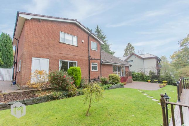 Thumbnail Detached house to rent in Ravenswood Drive, Heaton, Bolton