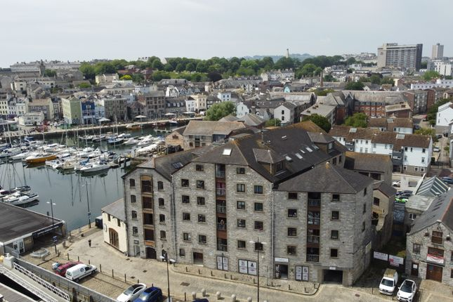 Thumbnail Flat for sale in Dolphin House, Sutton Harbour, Plymouth