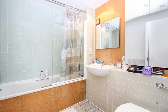 Bathroom of Pierpoint Building, Canary Wharf, London E14