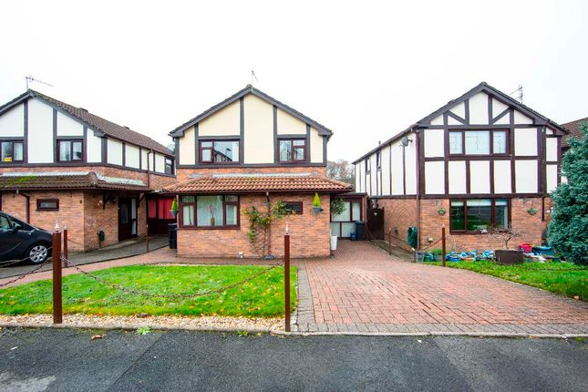 Thumbnail Detached house for sale in Beechcroft, Trelewis