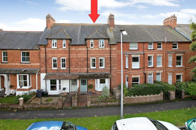 4 bed terraced house for sale in Parkfield Way, Topsham, Exeter EX3
