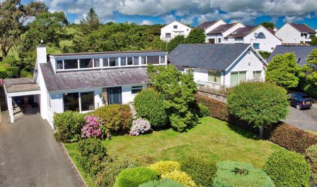 Thumbnail Detached house for sale in Llwyn Onn Estate, Abersoch, Gwynedd