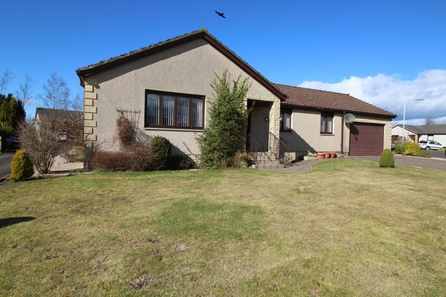 Thumbnail Bungalow for sale in Crawford Place, Ladybank