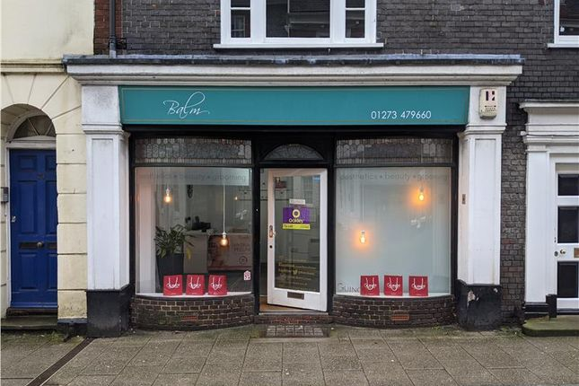 Thumbnail Retail premises to let in 80 High Street, Lewes, East Sussex