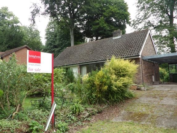Thumbnail Bungalow for sale in Appleton Hall Gardens, Appleton, Warrington, Cheshire
