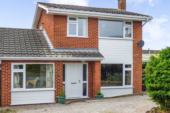 Thumbnail Detached house for sale in Colliery Green Drive, Little Neston, Neston