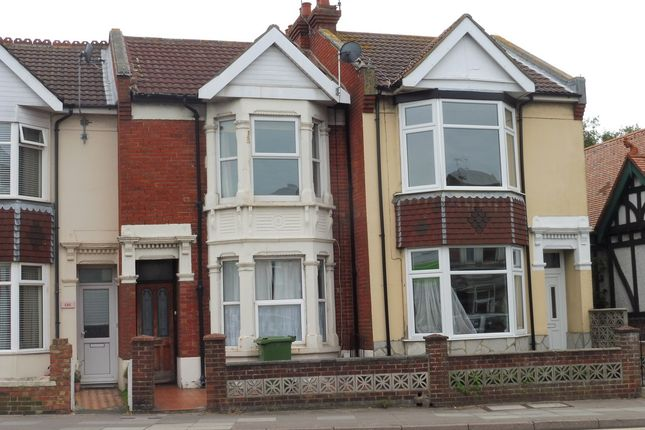 Thumbnail Flat to rent in Eastney Road, Southsea