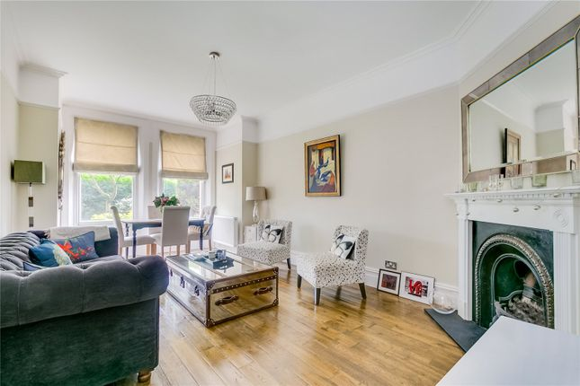 Thumbnail Flat for sale in Fairlawn Court, Acton Lane, London