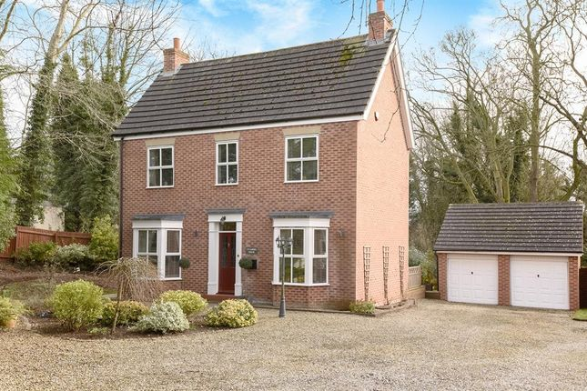 Thumbnail Detached house for sale in North Road, Ripon