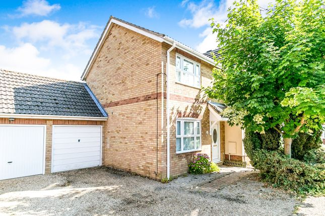 Thumbnail Semi-detached house for sale in Rowans Way, Leavenheath, Colchester