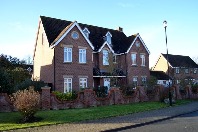 Thumbnail Detached house for sale in Eider Drive, Apley, Telford
