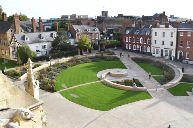 Thumbnail Flat to rent in College Green, Gloucester