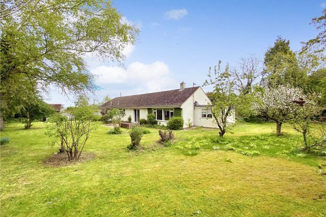 Thumbnail Detached bungalow for sale in Woolstone, Faringdon