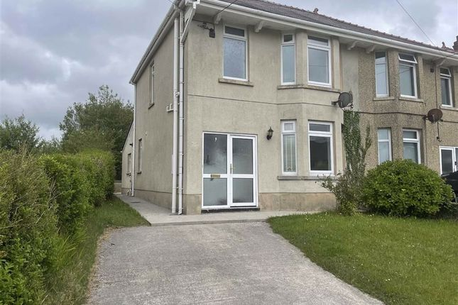 3 bed semi-detached house for sale in Gorslas, Llanelli SA14
