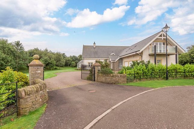 Thumbnail Detached house for sale in Kingfisher Place, Kingennie, Broughty Ferry, Dundee
