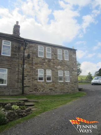 Thumbnail End terrace house to rent in Overwater, Nenthead, Alston, Cumbria