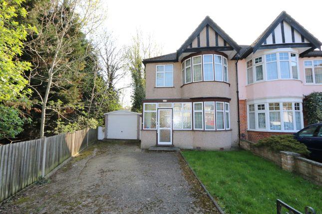 Thumbnail Semi-detached house for sale in Alicia Close, Kenton, Harrow