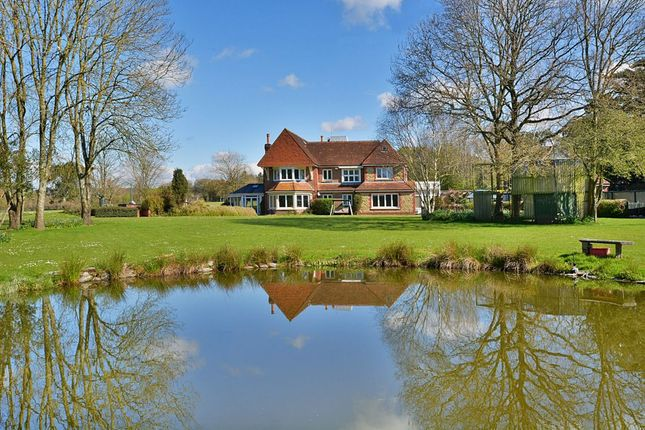 Thumbnail Detached house for sale in Southbrook Road, West Ashling, Chichester