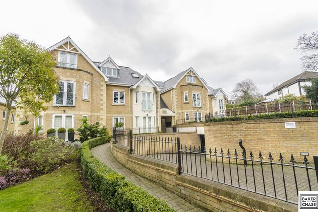 Thumbnail Flat for sale in Connor Court, Slades Hill, West Enfield