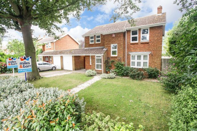 Thumbnail Detached house for sale in Park Avenue, Broadstairs