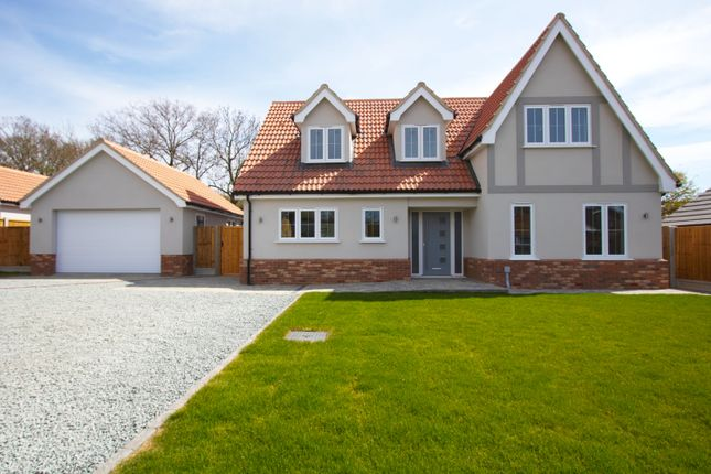 Thumbnail Detached house for sale in Plot 3, Noak Hill Road, Billericay, Ssex
