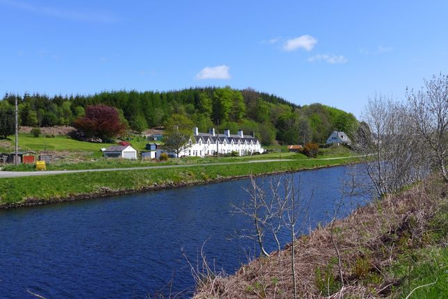 Thumbnail Terraced house for sale in 10 Cairnbaan Cottages, Cairnbaan