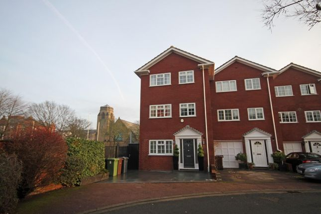 Thumbnail Town House For Sale In Beach Priory Gardens Southport
