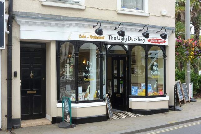 Thumbnail Leisure/hospitality to let in Dawlish, Devon