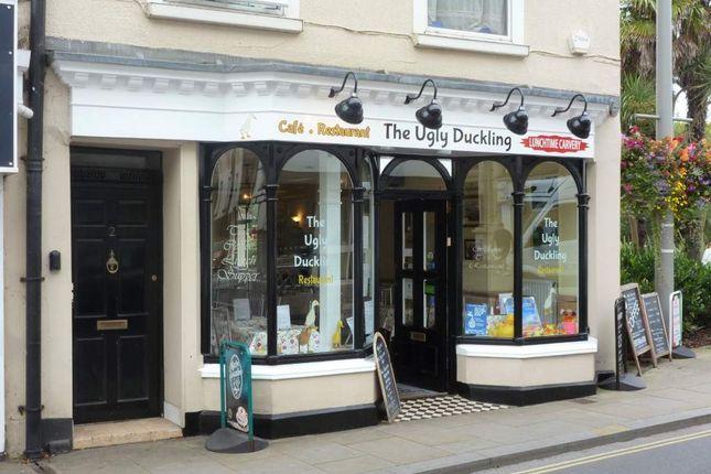 Thumbnail Leisure/hospitality to let in Dawlish, Devon
