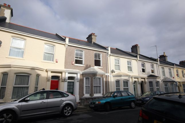 Thumbnail Terraced house to rent in Beaumont Street, Milehouse, Plymouth