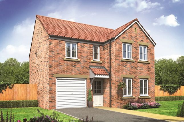 "Thumbnail Detached house for sale in ""The Kendal"" at Baildon Avenue, Kippax, Leeds"