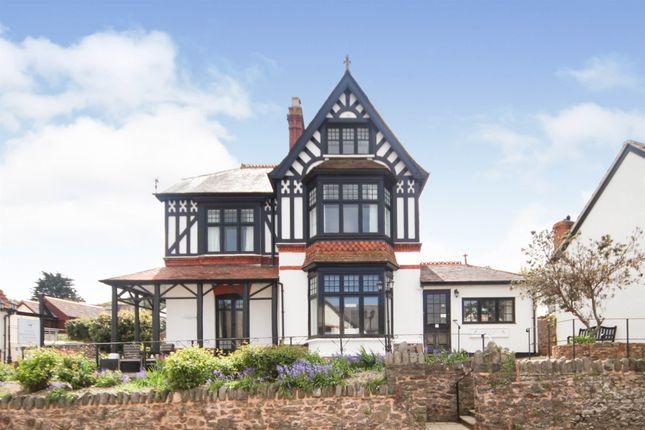 Thumbnail Detached house for sale in High Street, Porlock, Minehead