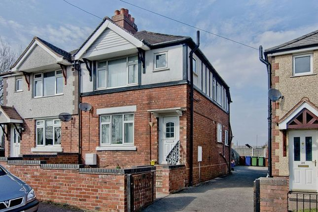 Thumbnail Semi-detached house to rent in Central Avenue, Cannock