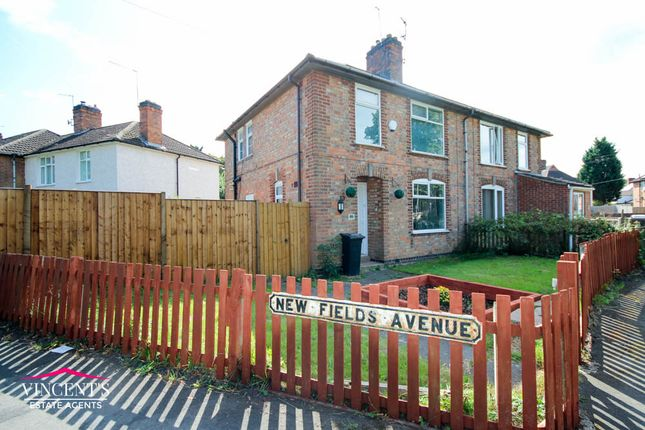 Newfields Avenue, Leicester LE3