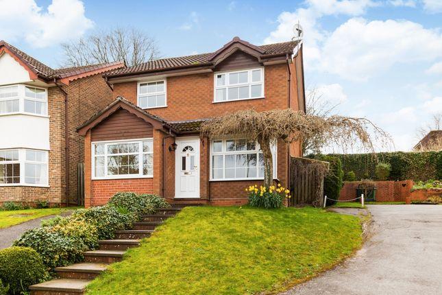 Thumbnail Detached house to rent in Kempton Close, Alton